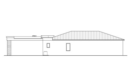 Andros II Right Elevation
