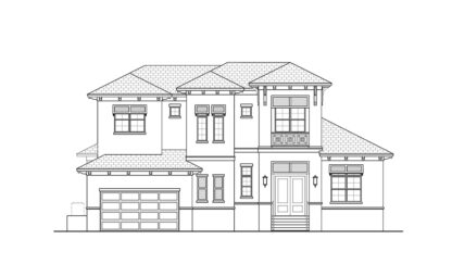 Emerson Front Elevation