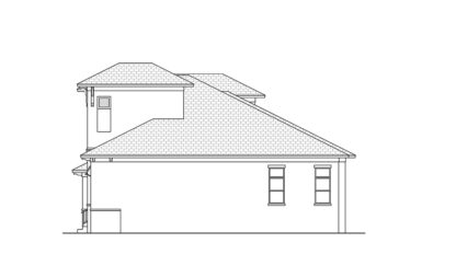 Emerson Right Elevation