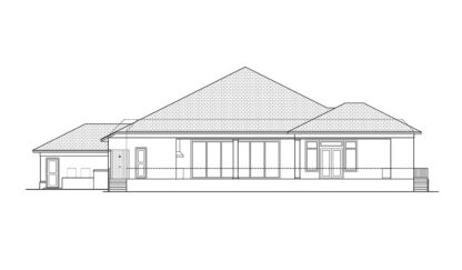 Mulberry Rear Elevation