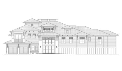 Chesterfield Front Elevation