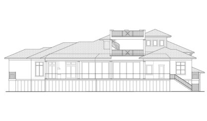 Chesterfield Rear Elevation