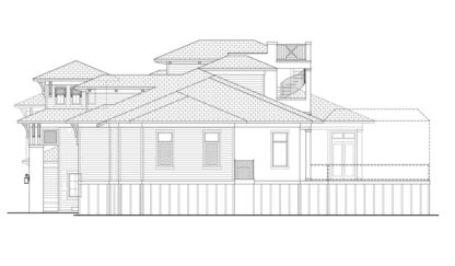 Chesterfield Right Elevation