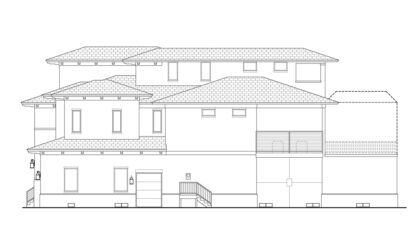 Coconut Grove Right Elevation