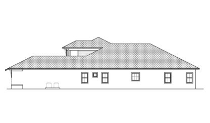 Grand Haven Right Elevation