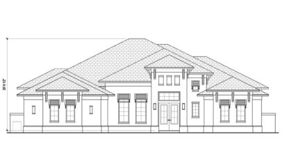 Layla Front Elevation