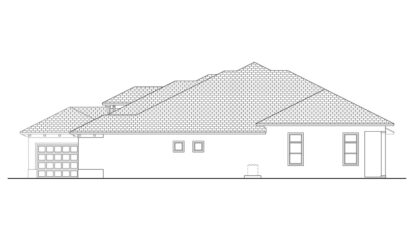 Marque II Right Elevation