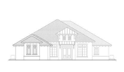 Marque Front Elevation